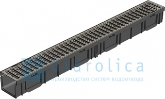 Арт.№ 0806 Комплект Gidrolica Light, h96, DN100, A15