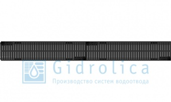 Арт.№ 0807 Комплект Gidrolica Light, h96, DN100, A15